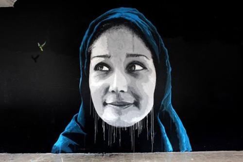 Morden Gore - donna siriana
